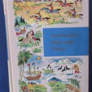 Adventures Here and There - Through Golden Windows School Reader - 1958 Vintage