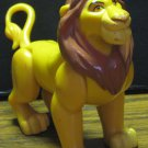"Disney Lion King Mufasa Burger King 3"" Action Figure - 1994 Vintage"