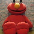"Sesame Street Giant Plush Talking Elmo 24"" Monster - Mattel / Fisher Price 2005"