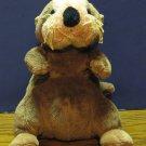 """Webkinz Plush Sea Otter - Ganz - HM359 - 9"""" - No Code"""