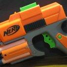 Nerf Crossfire Single Shot Soft Dart Gun - Orange - Retired - Cross Fire