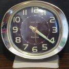 Westclox Baby Ben Glow in the Dark Wind Up Alarm Clock - 1980s Vintage