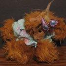 "Alf Alien Productions Hand Puppet 1988 Vintage 11"""