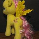 "My Little Pony Friendship is Magic Plush Sparkle Fluttershy - Ty 10"" - 2017"