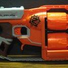 Nerf N-Strike Zombiestrike Flipfury 12 Shot Double Cylinder Revolver Blaster