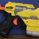 Nerf N-Strike Element EX-6 Single Shot Dart Blaster Gun - Yellow