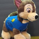 "Build a Bear Workshop PAW Patrol Plush Talking Chase - 13"" - Nickelodeon - 2016"