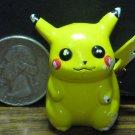 "Pokemon Pikachu 1 1/2"" PVC Figure - 1990 Vintage"