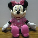 Minnie Mouse Mickey Club House Singing Plush Doll Hot Dog Song Fisher Price 2010