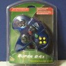Nintendo 64 Game Controller - Pelican Accessories Super 64X New - Rare N64 - 1997 Vintage