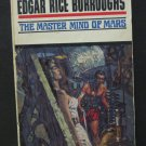 Edgar Rice Burroughs - Barsoom 06 Master Mind of Mars Bob Abbett Cover - 1963 Vintage