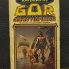 Counter Earth Chronicles 06 - Raiders of Gor - John Norman - Vallejo Cover - 1981 Vintage