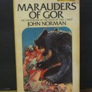 Counter Earth Chronicles 09 - Marauders of Gor - John Norman - Freas Cover - 1975 Vintage