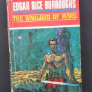 Edgar Rice Burroughs - Barsoom 03 Warlord of Mars Bob Abbett Cover - 1969 Vintage