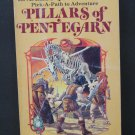Dungeons and Dragons Endless Quest Book 03 - Pillars of Pentegarn 1982 Vintage