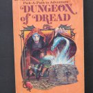 Dungeons and Dragons Endless Quest Book 01 - Dungeon of Dread 1982 Vintage
