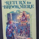 Dungeons and Dragons Endless Quest Book 04 - Return to Brookmere 1982 Vintage