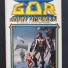Counter Earth Chronicles 06 - Raiders of Gor - John Norman - Vallejo Cover - 1977 Vintage