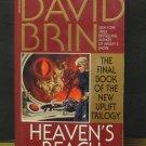 David Brin - The Uplift War - Heaven's Reach - 1999 Vintage