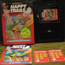 Mattel Intellivision Happy Trails Video Game - CiB - Activision - 1983 Vintage
