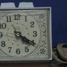 Westclox Dialite Drowse Double Snooze Alarm Clock S16-C 1960s / 1970s Vintage