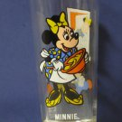 Disney Minnie Mouse and Morty Ferdie Pepsi Series Collector Glass 1978 Vintage