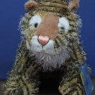 Webkinz Plush Tiger - HM032 - Ganz - New With Tags and Code