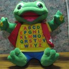 Leap Frog Read and Sing Little Leap Interactive Plush - Partially Working