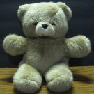 """Mark's Inc. Light Brown or Tan Serious Face Teddy Bear - 12"""""""