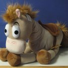 "Toy Story Plush Bullseye  Woody's Horse 15"" Long 20"" Tall Disney Parks Exclusive"