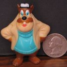 Disney Afternoon Chip and Dale Rescue Rangers Montery Jack Kellogg PVC Figure