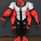 "Ben 10 Alien Four Arms 4 1/4"" Action Figure"