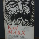 Das Kapital Paperback Edition - Karl Marx - Fourth Printing - 1965 Vintage - 4th
