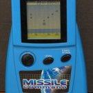MGA Atari Interactive Missile Command Handheld LCD Game - 2001 Vintage