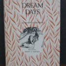 Dream Days Short Story Young Readers Hardback Book - Kenneth Grahame - 1930 Vintage