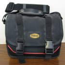 "Nylon / Canvas Canon Camera Shoulder Bag / Carry Satchel - 9"" x 7"" x 7"""