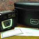 Fotron III Film Camera Bundle with Bag and Stack of Expired Print Coupons - 1966 Vintage