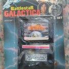 Battlestar Galactica I.D. Card Wallet - New on Damaged Card - 1978 Vintage