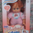 Ideal Nursery Teeny Baby Crissy Doll in Damaged Box - 1991 Vintage
