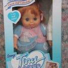 Ideal Nursery Teeny Tiny Tears Doll in Damaged Box - 1991 Vintage