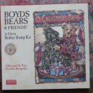 Boyds Bears Holiday Rubber Stamp Kit 1st Edition - Unused - 1990s Vintage