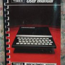 Computer Book - Timex Sinclair 1000 User Manual - 1982 Vintage