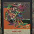 Mego 2XL Learning Robot Sports II 8 Track Activity Tape - 1978 Vintage