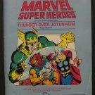 Marvel Super Heroes Adventure Module MH-6 Thunder Over Jotunheim - Solo 6862 - 1985 Vintage