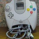 Sega Dreamcast Video Game OEM Controller - Works - 1999 Vintage