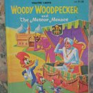 Woody Woodpecker and the Meteor Menace Little Big Story Book - 1967 Vintage