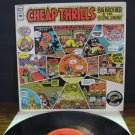 LP Record - Cheap Thrills Big Brother Holding Company Janice Joplin Robert Crumb - 1968 Vintage