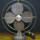 Kord Electric Desktop Single Speed Fan - Midcentury - 1950s Vintage