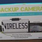 Whistler Wireless Backup Camera WBU-1000 - New - Open Box