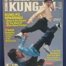 Inside Kung Fu Martial Arts Magazine - Jackie Chan / Chuck Norris - December 1989